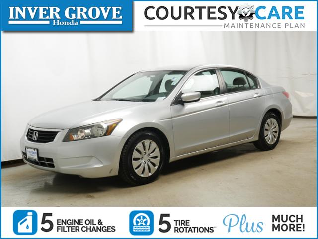 Pre-Owned 2008 Honda Accord Sedan LX