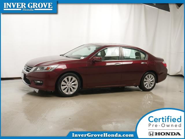 Certified Pre Owned 2014 Honda Accord Sedan