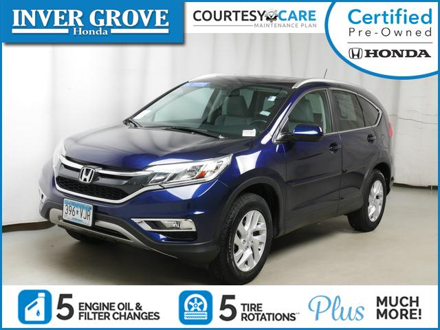 Certified Pre-Owned 2016 Honda CR-V