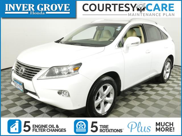 Pre-Owned 2015 Lexus RX