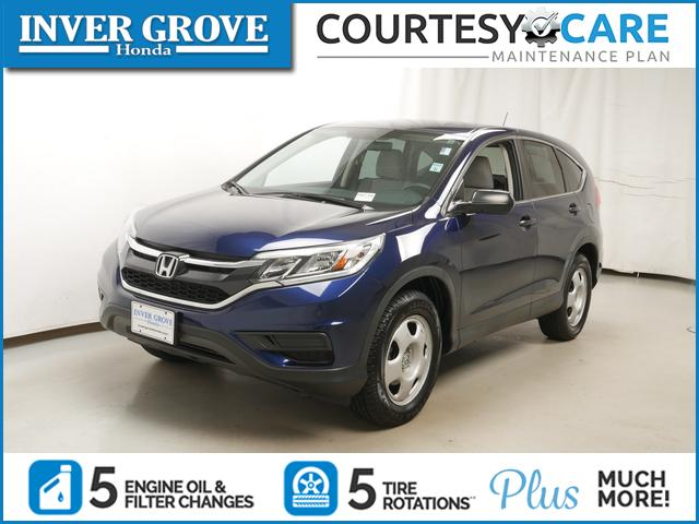 Wonderful Pre Owned 2016 Honda CR V