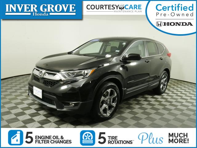 Certified Pre-Owned 2017 Honda CR-V
