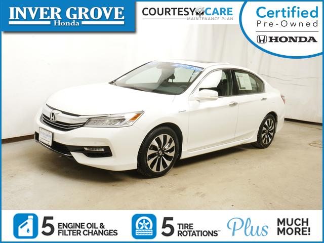 Certified Pre Owned 2017 Honda Accord Touring