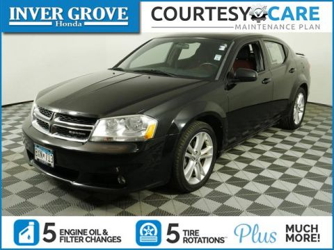 Pre-Owned 2011 Dodge Avenger 4dr Sdn Heat