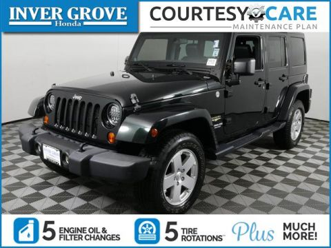 Pre-Owned 2012 Jeep Wrangler 4WD 4dr