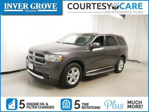 Pre-Owned 2013 Dodge Durango AWD 4dr SXT