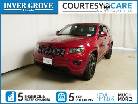 Pre-Owned 2015 Jeep Grand Cherokee 4WD 4dr