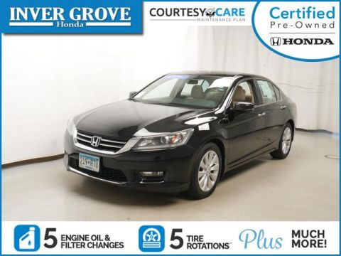 Lovely Certified Pre Owned 2014 Honda Accord Sedan