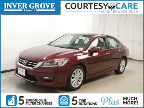 Pre-Owned 2015 Honda Accord Sedan 4dr I4 CVT EX