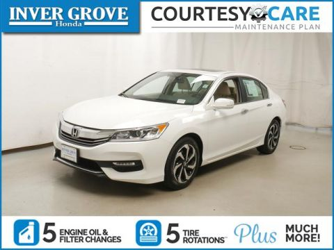 Pre-Owned 2016 Honda Accord Sedan 4dr I4 CVT EX