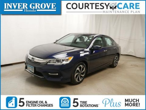 Pre-Owned 2016 Honda Accord Sedan 4dr I4 CVT EX-L