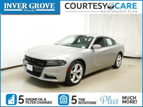 Pre-Owned 2018 Dodge Charger RWD