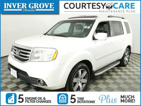 Pre-Owned 2015 Honda Pilot 4WD 4dr Touring w/RES & Navi