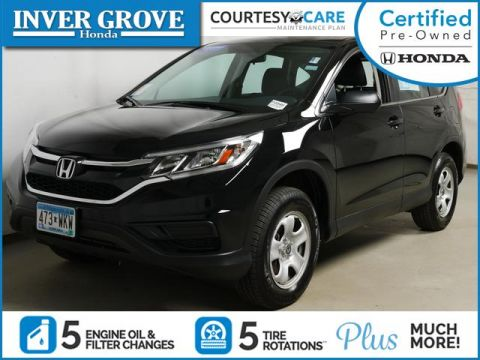 Certified Pre-Owned 2016 Honda CR-V AWD 5dr LX