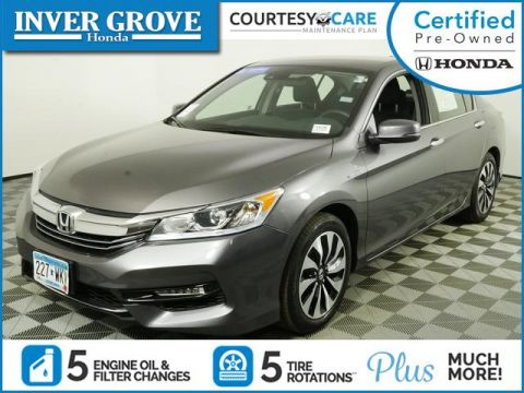 Certified Pre-Owned 2017 Honda Accord Sedan Sedan
