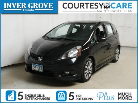 Pre-Owned 2013 Honda Fit 5dr HB Man Sport