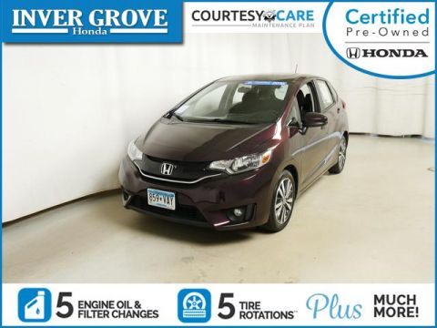 Certified Pre-Owned 2016 Honda Fit 5dr HB CVT EX