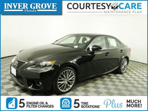 Pre-Owned 2015 Lexus IS 4dr Sport Sdn AWD